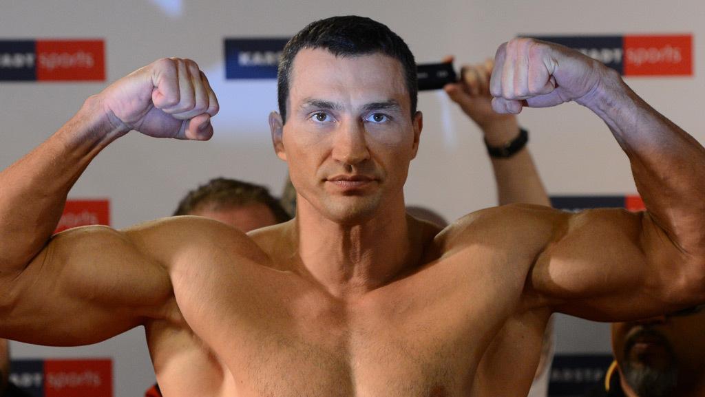 Володимир Кличко має намір виступити на Олімпіаді в Ріо