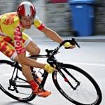 Бельгийский велогонщик погиб после столкновения с мотоциклом