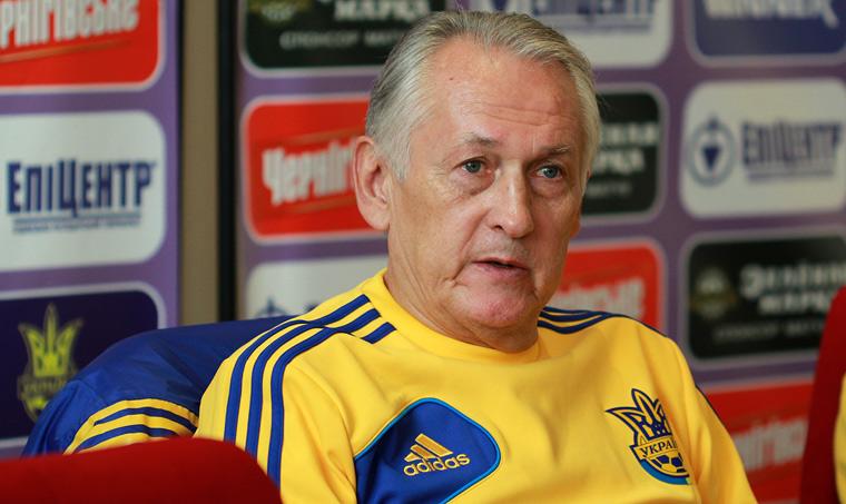 Шевченко уже провел две самостоятельные тренировки – Фоменко