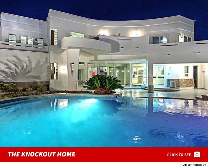 Тайсон выставил на продажу свой дом за $ 1,5 миллиона