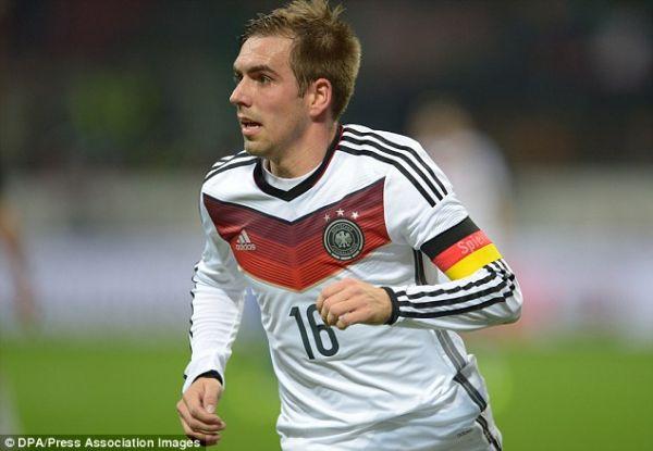 Капітан збірної Німеччини може не зіграти на Євро-2016