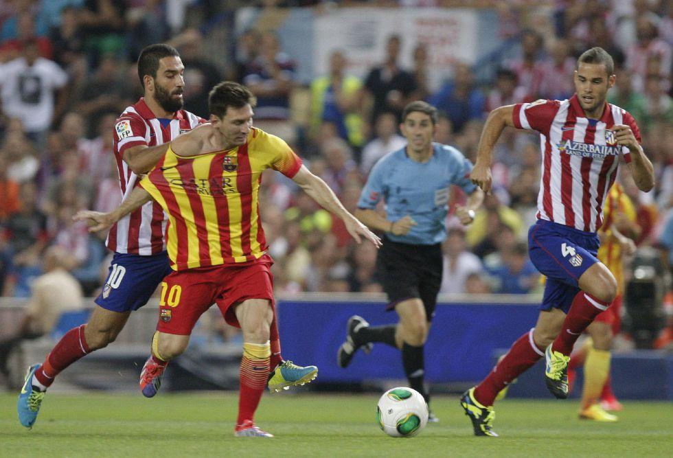 Барселона програла Атлетіко в матчі-відповіді 1/4 фіналу Ліги чемпіонів