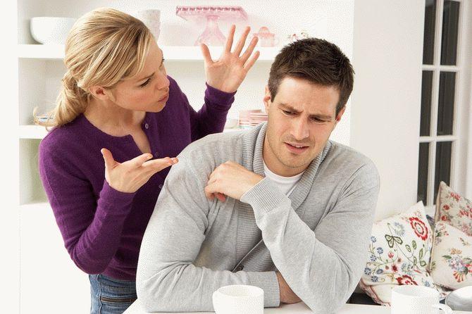 10 речей, які ні в якому разі не можна говорити чоловікові