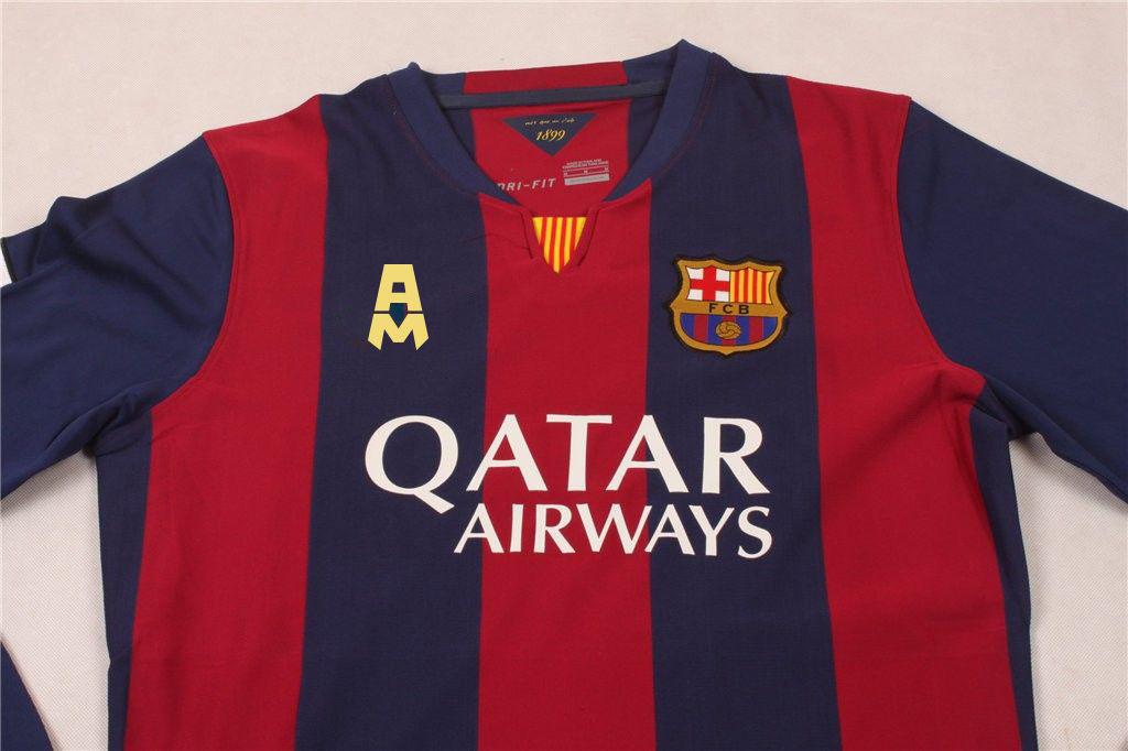 Барселона вийде на матч з Реалом в спеціальних футболках