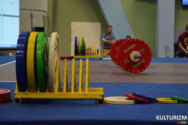 Україна здобула ще одну медаль на ЧС з важкої атлетики