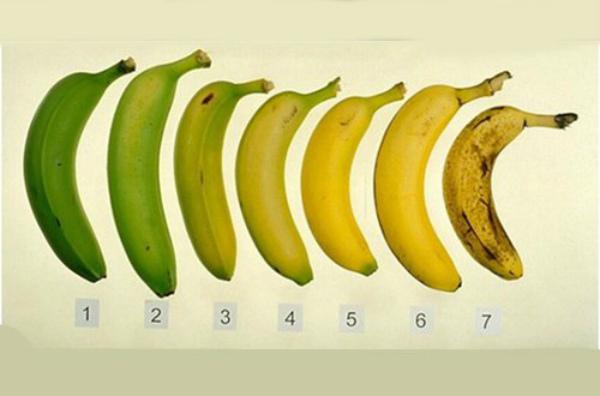 То ж які банани купляти – чорні чи зелені?