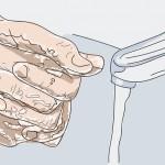 42 секунды: столько времени понадобится, чтобы сделать руки безупречно чистыми!