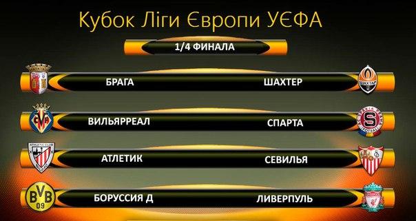 """З Ракицьким вийде Ордець – 22.05, """"Брага"""" – """"Шахтар"""""""