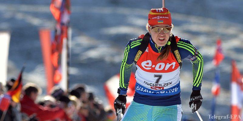 Украинские биатлонисты, уличенные в допинге, отстранены от соревнований