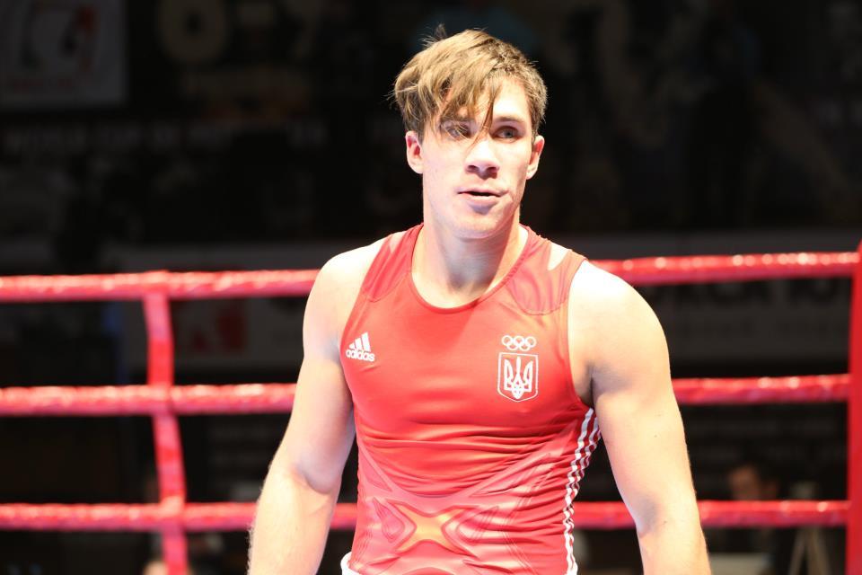 Шелестюк нокаутировал Мартинеса в третьем раунде