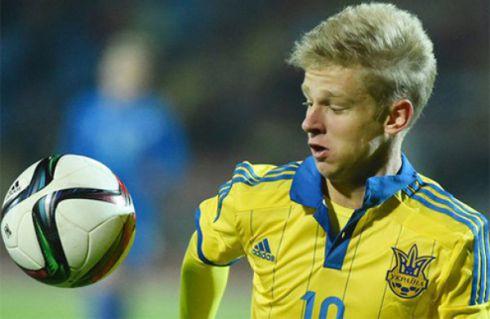 Зінченко вписав своє ім'я в історію українського футболу