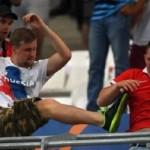 29 російських вболівальників поїдуть додому через бійки на Євро-2016