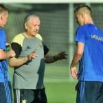 Збірна України провела перше тренування до Євро-2016 у Франції