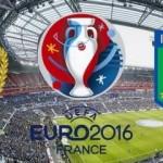 Євро-2016. Бельгія – Італія – 0:1. Перший тайм.