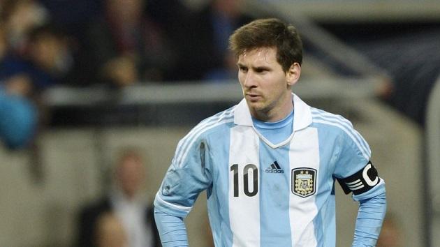 Ліонель Мессі завершив виступи за збірну Аргентини!