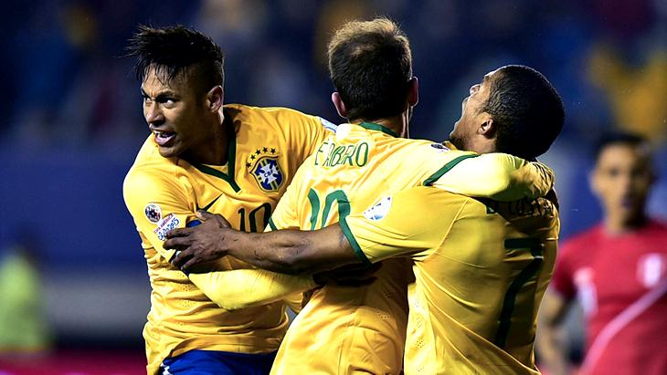 Кубок Америки 2016: Бразилія не змогла переграти Еквадор