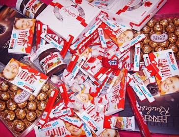 У солодощах Kinder виявили небезпечні для здоров'я речовини