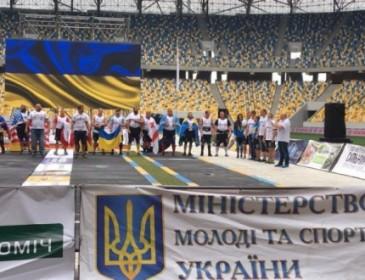 Тріумф українських стронгменів на парному чемпіонаті світу у Львові