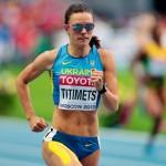 Легка атлетика. 4 по 400 м з бар'єрами. Всі українки припиняють боротьбу