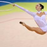 Гімнастка Різатдінова: Я відчувала, що сьогодні Україна була зі мною