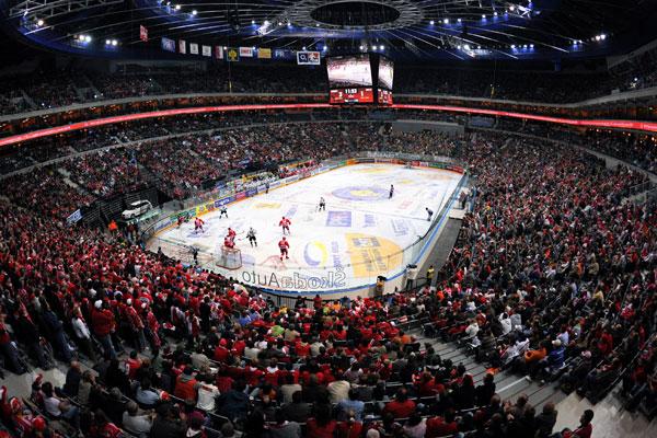 Хокейна ліга чемпіонів: результати матчів