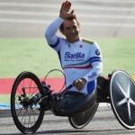 """Колишній гонщик """"Формули-1"""" став триразовим чемпіоном Паралімпійських ігор"""