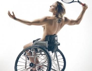 Британські паралімпійці знялися у відвертій фотосесії