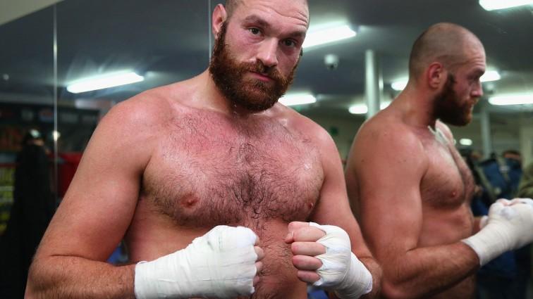 Тайсон Ф'юрі не вийде на боксерський ринг в 2016 році