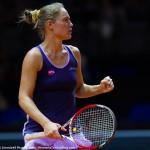 Бондаренко вийшла до другого раунду парного турніру в Пекіні, Світоліна – програла