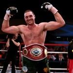 Тайсон Ф'юрі може не дожити до 30 років – друг боксера