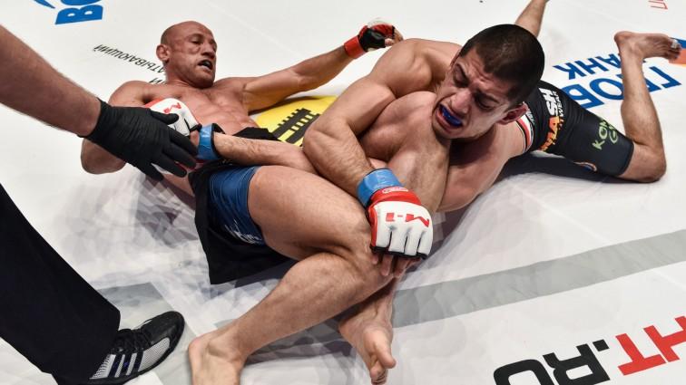 Український боєць ММА схуд на 21 кг перед поєдинком