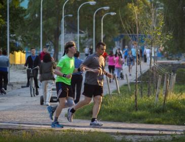 Гідні поваги: як люди з вадами зору активно займаються бігом