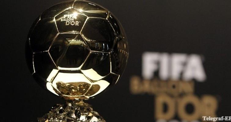 """В понеділок буде представлений список 30 претендентів на """"Золотий м'яч"""""""