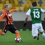 Танковський дебютує в основі Шахтаря в матчі Ліги Європи