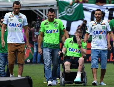 «Шапекоенсе» провів перший матч після авіакатастрофи
