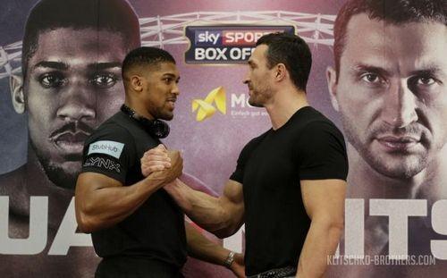 Кличко і Джошуа змагатимуться за титул суперчемпіона WBA