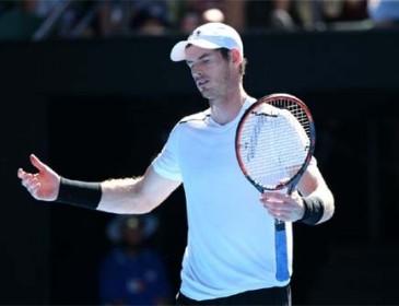 Australian Open. Енді Маррей залишає турнір на стадії 1/8 фіналу