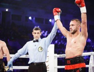 Українець Макс Бурсак вперше проведе чемпіонський бій