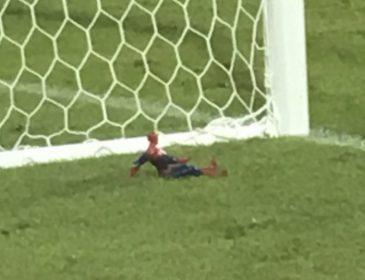 Людина-павук допоміг Камеруну вийти у фінал Кубка Африки (фото)