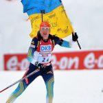 Українці стали п'ятими в естафеті на Кубку світу з біатлону