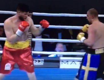 Екс-українець Дмитренко сенсаційно нокаутував непереможеного раніше шведа