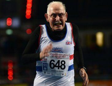 """97-річний швейцарець виграв два """"золота"""" на чемпіонаті світу з легкої атлетики"""
