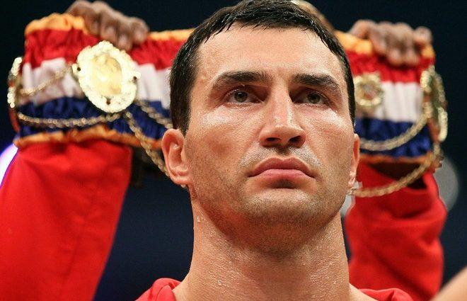 ПЕРЕМОГТИ ВСІХ! Кличко заявив: «Моя мета – стати триразовим чемпіоном світу»