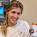 Найкрасивіша тенісистка сезону-2014 Бушар три дні не могла відмити фарбу, якою вимазалася