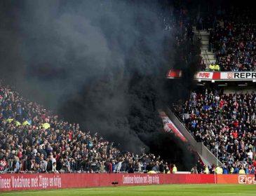 У Нідерландах стадіон затягнуло чорним димом: постраждали 15 людей