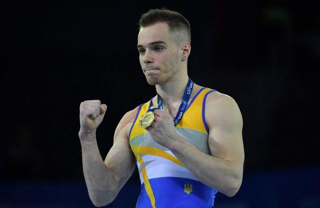 Олег Верняєв став чемпіоном Європи у багатоборстві