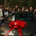 """Флойд Мейвезер подарував на 16-річчя синові шикарний """"Мерседес"""" за 37 тисяч євро"""