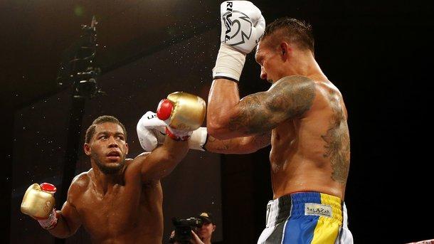 WBO не розглядала можливість бою Олександра Усика з російськими боксерами