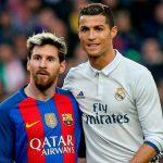 У Барселоні помітили Мессі і Роналду, які цілувалися