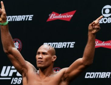Соуза підписав контракт з UFC на 8 боїв